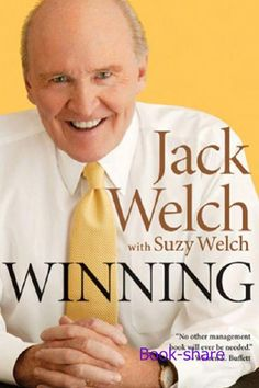 Winning - Jack Welch A great book from one of the greatest business minds ever.