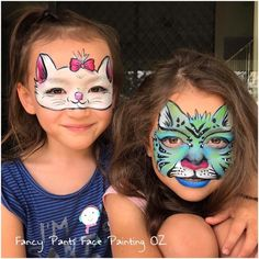 cats (part one - 17 face paint felines] - Face Paint Shop Australia Kitty Face Paint, Cat Face, Face Painting Designs, Gifts For Photographers, Square Photos, Flash Photography, Ginger Cats, Simple Bags, Show Us