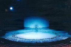 A Midsummer Night's Dream set Olivier 1992