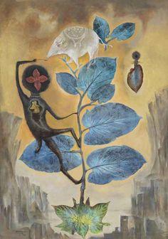 Holy Grass  (1975)     Leonora Carrington