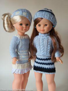 Nancy invierno en azul                                                                                                                                                     Más