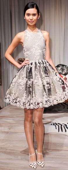 Alice and Olivia Spring 2014