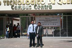 Victor Morales y César Augusto