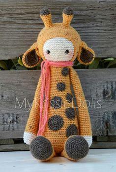 Krissie de Giraffe - MyKrissieDolls
