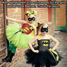 Girls could be hero too!!!