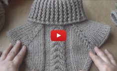 Top summer crafts for saturday crafts diy Video, Shish Knit Collar, # atkimodeleri # Model with Collar Vide Image gallery – Page 438397344977460084 – Artofit Baby Knitting Patterns, Knitting Stitches, Knitting Designs, Crochet Patterns, Diy Crafts Knitting, Easy Knitting, Knitting Projects, Knitting Videos, Summer Crafts