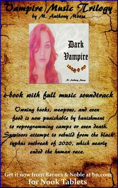 Free Nook Friday app!  #nook Dark Vampire