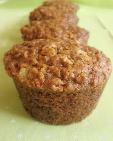 Half Baked: Carrot Muffins