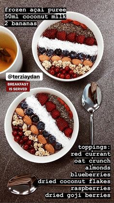 Healthy Smoothies, Smoothie Recipes, Healthy Snacks, Healthy Eating, Healthy Recipes, Food Is Fuel, Morning Food, Healthy Meal Prep, Aesthetic Food