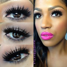 Double Stacked Lashes