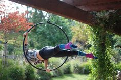 Lyra - Aerial Hoop. Is this even possible? Think I need to build up my strength a LOT to do this
