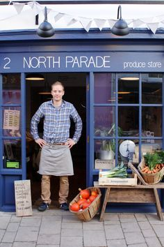 The Locals' Guide To Oxford #refinery29  North Parade Produce Store    Muddy carrots? Check. Local cheeses and delicious charcuterie? Check. Other enticing organic accoutrements? Check. This tiny former butcher's shop is a sweet, little love note to sustainable, organic food; all produce is from local, organic gardens. We predict you'll be impulse-purchasing grassy-green, unfiltered olive oil and wheels of Oxford cheese.   North Parade ...