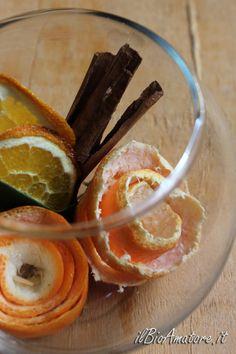 Arancia e cannella: profumiamo la nostra casa naturalmente