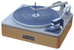 My first turntable. Garrard AT6 (1963)  #vinyl #records http://www.pinterest.com/djspyder/edisons-medicine-vinyl-records/