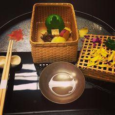 #saki 米其林三星 #吉泉 #怀石料理 #kaiseki by littlelionsi