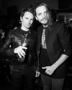 Matt Bellamy and Elle Evans - Cloak & Dagger, Los Angeles     _________________________    original post abelgaloisMUSE        ____...