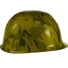 Camouflage PartyPlastic Army Hat£1.99each