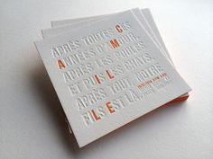 Badcass - Faire-part de naissance en letterpresshttp://www.badcass.com