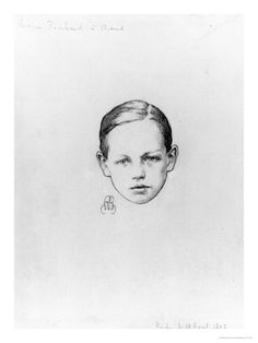 Arthur Rimbaud Aged 12, 29th April 1897, Roche reproduction procédé giclée par Paterne Berrichon sur AllPosters.fr