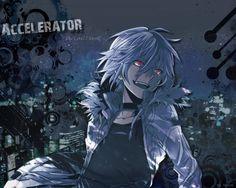 Accelerator from A Certain Magical Index and A Certain Scientific Railgun! :)