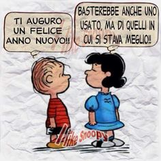 parole sante Buon 2016 a tutti Charlie Brown, Snoopy Quotes, Italian Quotes, Quotes About New Year, Christmas Quotes, Mood Quotes, Happy New Year, Beagle, Decir No