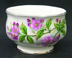 Royal Albert Evesham (Apple Blossoms) Mini Open Sugar Bowl