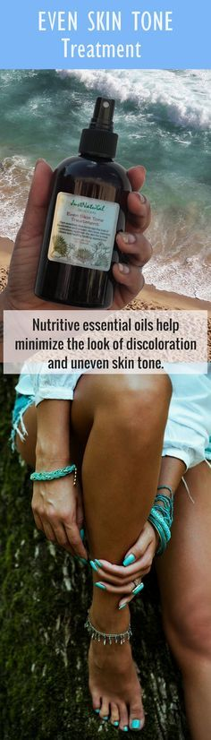 Beautiful,Even Toned Skin without the Harmful Chemicals