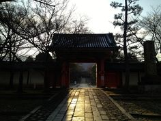 March 3, 2013 the morning of the temple