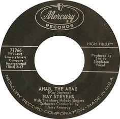 Ahab, The Arab - Ray Stevens (1962)