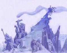 Rustam Hasanov @RustamHasanov2 Medusa... @Sketch_Dailies