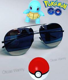 Pokebola vaaai! 🔴 Venha capturar um óculos novo para sua coleção! 🙀 #oticaswanny #dior #split #pokemongo Quem já está curtindo o famoso Pokemon Go?! 🎮 #Pokemon #skuirtle #eujogopokemongo #pokebowl