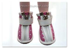 Шьем обувь для куклы своими руками
