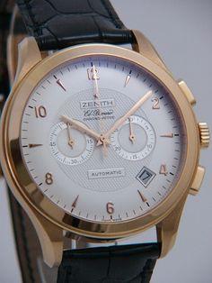 Zenith Grande Class El Primero Chronomètre