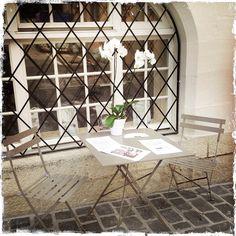 La devanture de Gris Souris, décoration d'intérieur à Lausanne (Suisse) | © Gris Souris