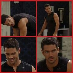 Hunk Of The Day *- Ryan Paevey *-  #DetNathanWest #Gh