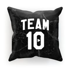 Official Team 10 Pillow