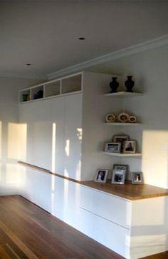 Interior Office Design - Wall unit