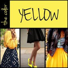 The Perfect Lady: Żółty moim ulubionym kolorem lata