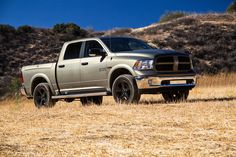 Eco friendlier and badass.  2014 Ram 1500 Ecodiesel Outdoorsman Crew Cab 4X4