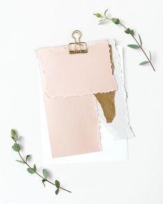 Pastel Paper, Pink Paper, Torn Paper, Instagram Frame, Frame Template, Paper Envelopes, Vintage Crafts, Pen Sets, Paper Clip
