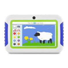 """Ematic FunTab mini 4.3"""" Multi-Touch Screen Tablet with Android 4.0"""