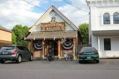 The oldest bar in every state (and DC!)    Shooting Star Saloon, Huntsville, UT (1879)