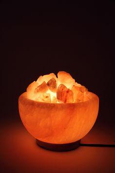 Himalayan Salt Crystal Lamps Four Candle Holder Tea Light by ...