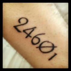 That'd be a nice, cute, small tattoo to get somewhere :> Les Mis