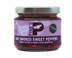 Pink's Oak Smoked Sweet Peppers