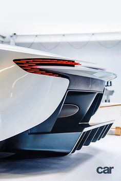 Aston Martin DP-100 Vision Gran Turismo  #RePin by AT Social Media Marketing - Pinterest Marketing Specialists ATSocialMedia.co.uk