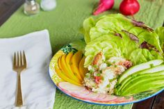 Le Petit Chef: Dungeness Crab Spring Salad