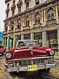 Old Cars - Cuba