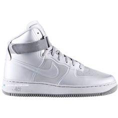 best website c6a45 d9455 Nike Air Force 1 Hi Hyperfuse Premium Neutral Grey Neutral Grey-Medium Grey