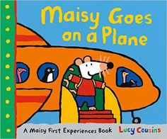 Tuesday, October 6, 2015. Maisy is going to visit her friend Ella, and she is taking a plane to get there. She's very excited! Join the mouse as she checks in at the airport, finds her seat (by the window!) and makes some new friends on her flight. From the whoosh at takeoff to waiting in line for the bathroom, from buckling seat belts to arriving in a whole new wonderful place, flying is more fun with a friend like Maisy on board.